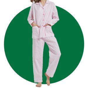 Global Womens Pajamas Set