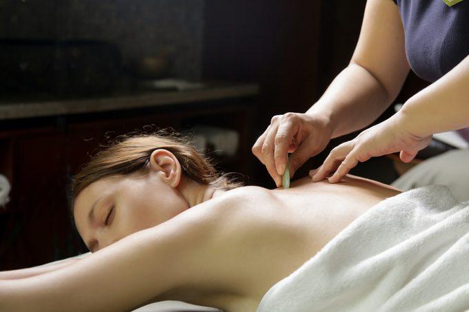 Gua Sha Treatment - Traditional Healing Technique