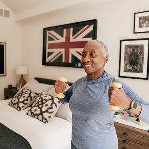 wellbeing and fitness for seniors after 65