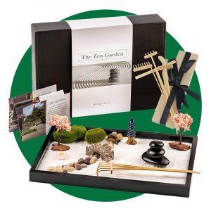 Island Falls Home Zen Garden Kit