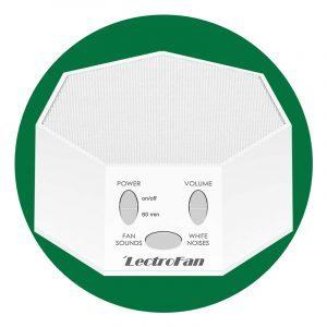 Lectrofan White Noise Sound Machine