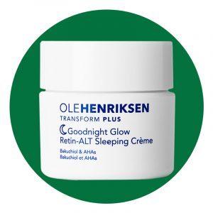 Ole Henriksen Goodnight Glow Retin Alt Sleeping Creme
