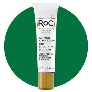 Roc Retinol Correxion Line Smoothing Anti Aging Retinol Eye Cream