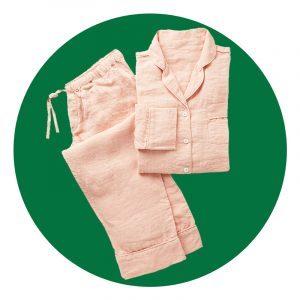 Serena And Lily Positano Linen Pajamas