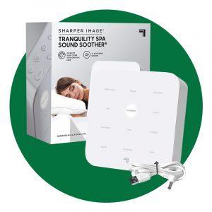 Sharper Image Ultimate Sleep White Noise Sound Machine