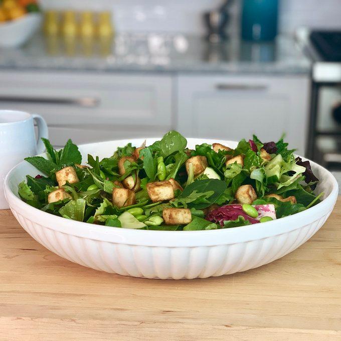 Spring Salad With Edamame