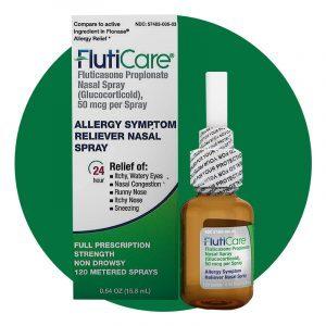 Amazon Basic Care Allergy Relief Nasal Spray