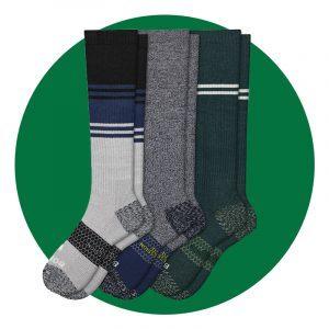 Bombas Mens Compression Sock