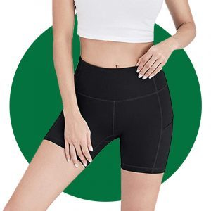 Heathyoga Workout Shorts For Women
