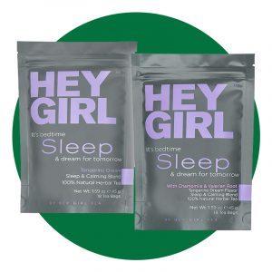 Hey Girl Herbal Tea Sleep Aid