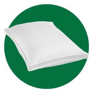 Hotel Collection European White Goose Down Soft Density Pillow