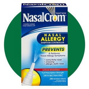 Nasalcrom Nasal Spray Allergy Symptom Controller