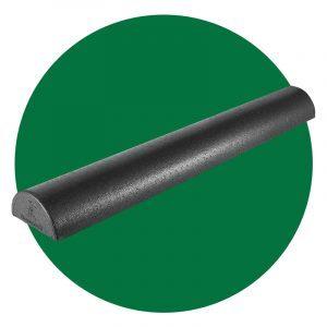 Prosourcefit Flex Half Round Foam Roller