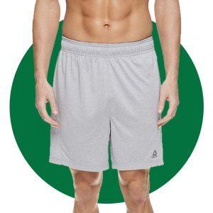 Reebok Mens Drawstring Shorts