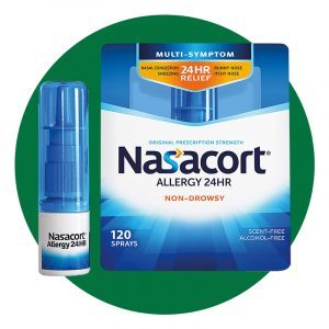 Nasacort Nasal Spray