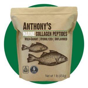 Anthonys Marine Collagen Peptides