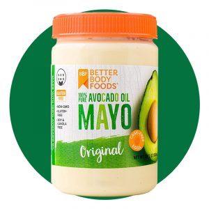 Better Body Foods Avocado Oil Mayo