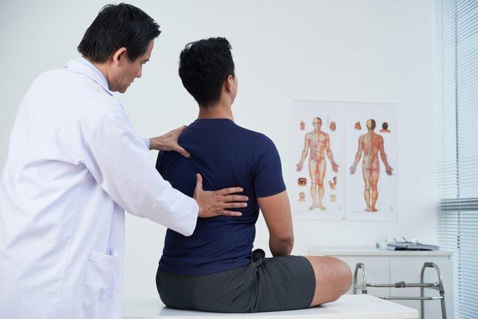 Annual medical examination