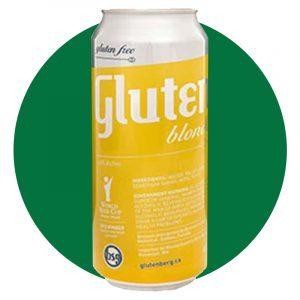 Glutenberg Blonde Beer