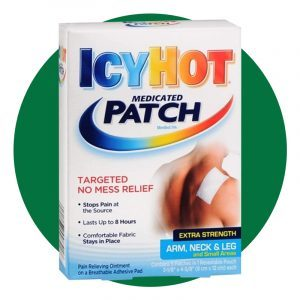 Icy Hot Medicated Patches