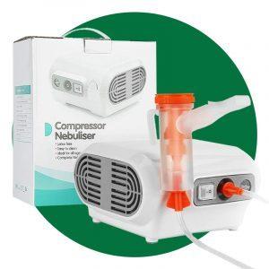 Mglifmly Portable Compressor Nebuliser