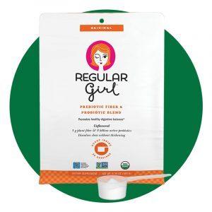 Regular Girl Prebiotic Fiber And Probiotic Blend