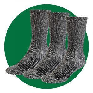 Alvada Winter Thermal Boot Socks