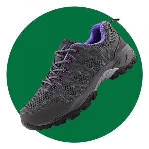 Jabasic Women Hiking Shoes