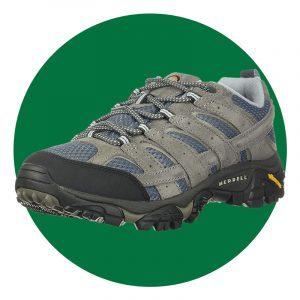 Merrell Womens Moab 2 Vent Hiking Shoe