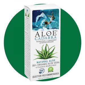 Aloe Cadabra Natural Personal Lube