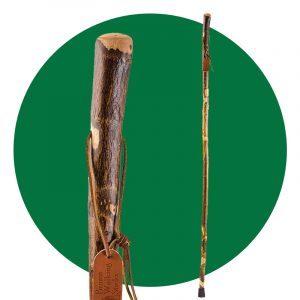 Brazos Wooden Hiking Stick
