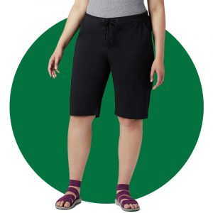 Columbia Womens Anytime Outdoor Long Short