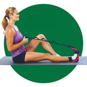 Dmoose Fitness Foot And Leg Stretcher