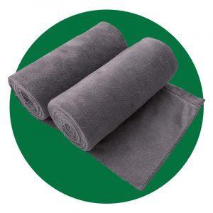Jml Microfiber Bath Towel 2 Pack
