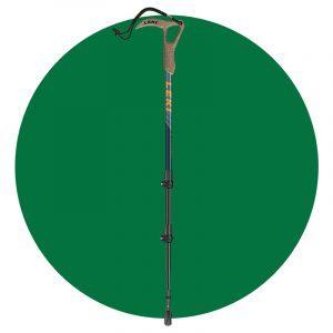 Leki Wanderfreund High Fives Walking Pole