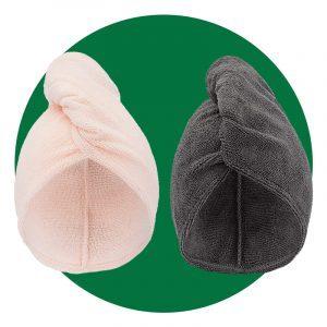 Turbie Twist Microfiber Hair Towel Wrap