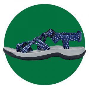 Viakix Walking Sandals For Women