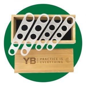 Yogabody Naturals Toe Spreaders And Separators